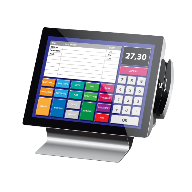 POS(Point Of Sales)